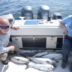 Guided Salmon Fishing