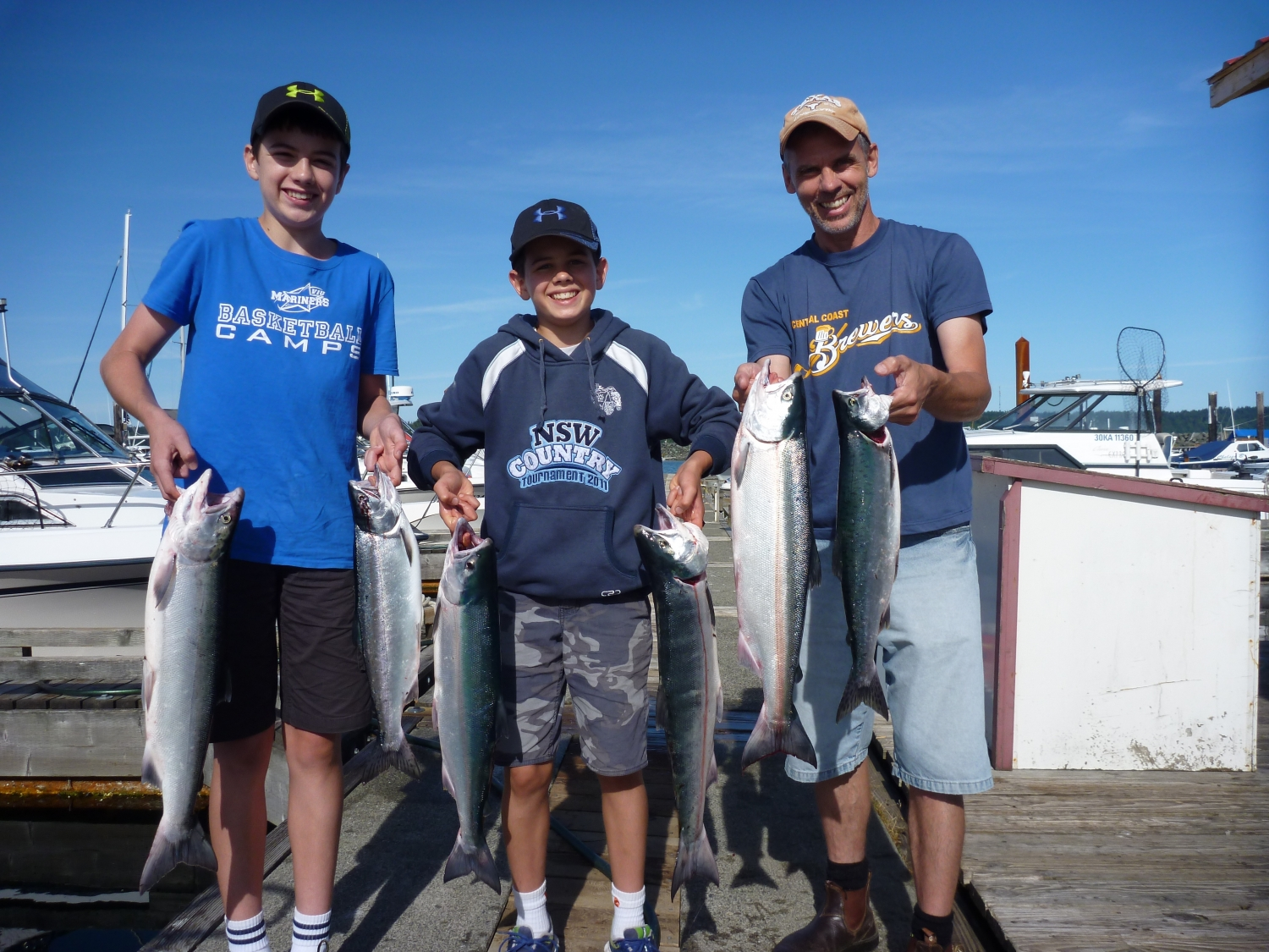 fishing guides campbell river bc