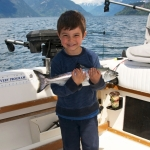Guided Salmon Fishing in Campbell River