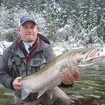 freshwater fishing on Vancouver Island