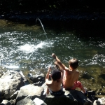 River fishing campbell river