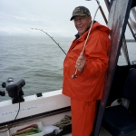 Halibut fishing vancouver island