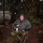 Salmon River Steelhead fishing