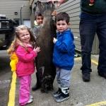 Vancouver Island Salmon fishing