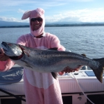 Stag party fishing trips Campbell River, BC