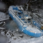 winter steelhead river rafting gold river