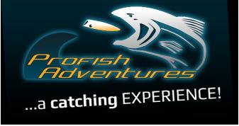 Profish Adventures logo