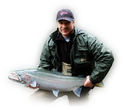 Gold River Steelhead fishing