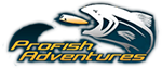 Profish Adventures Campbell River logo