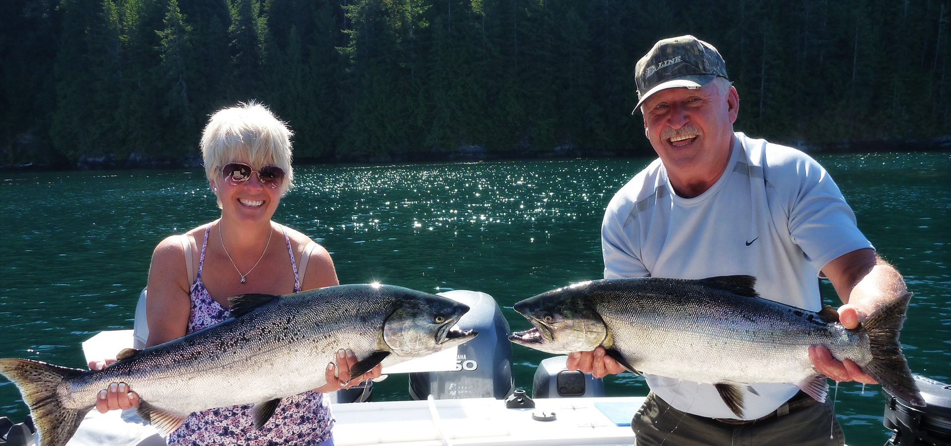 Salmon Fishing Adventures in Campbell River