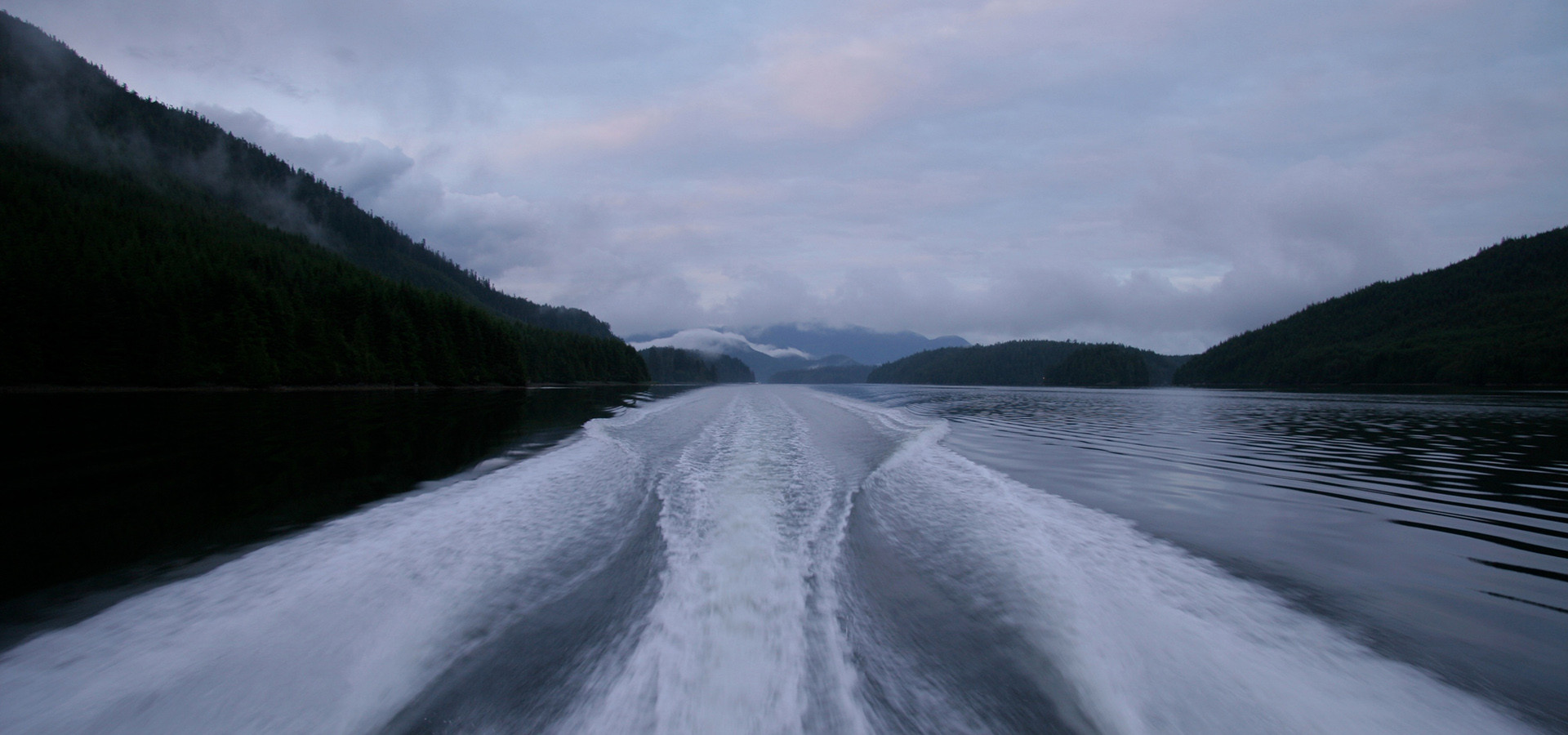 Campbell River fishing charters travel