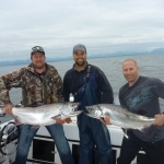 Campbell River Salmon Fishing