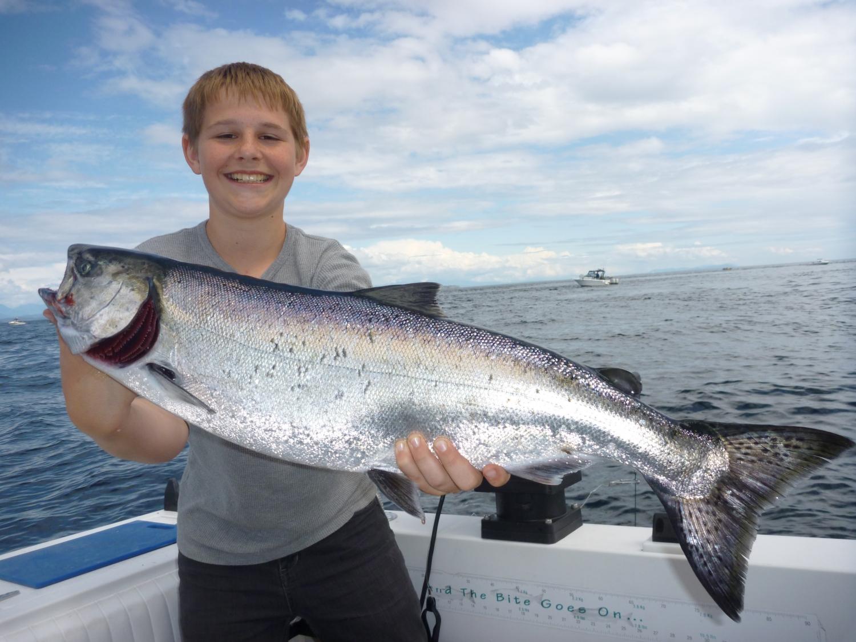 Salmon Fishing Adventures