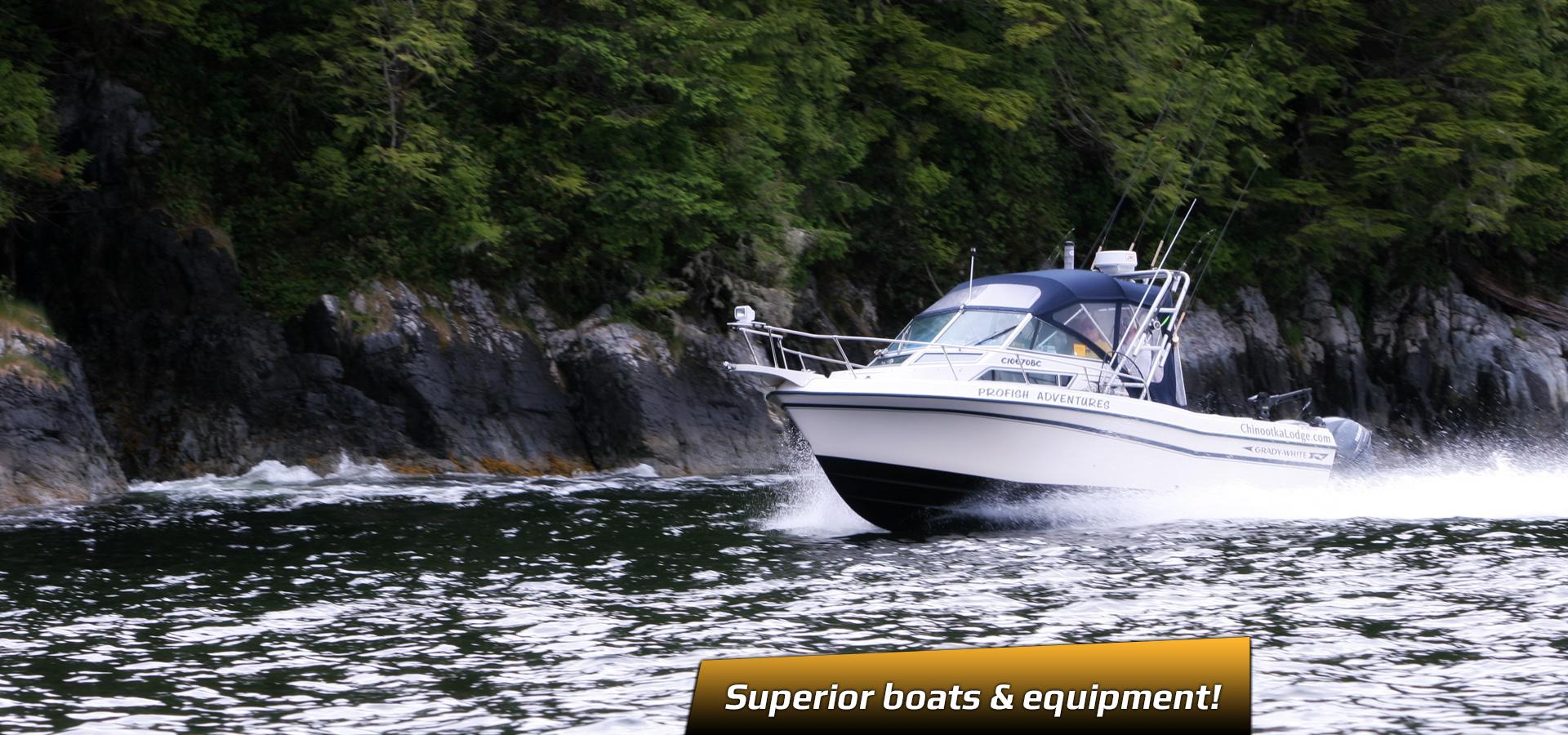 profish superior boats